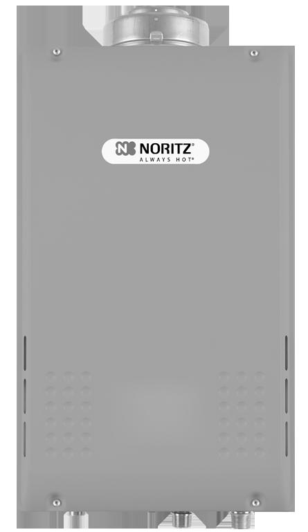 noritz tankless water heater service manual